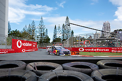 October 19, 2018 - Gold Coast, QLD, U.S. - GOLD COAST, QLD - OCTOBER 19: Paul Dumbrell in the Red Bull Holden Racing Team Holden Commodore during Friday practice at The 2018 Vodafone Supercar Gold Coast 600 in Queensland on October 19, 2018. (Photo by Speed Media/Icon Sportswire) (Credit Image: © Speed Media/Icon SMI via ZUMA Press)