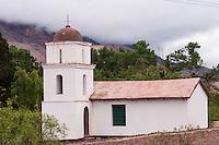 CAPILLA DE POSTA DE HORNILLOS, QUEBRADA DE HUMAHUACA, PROV. DE JUJUY, ARGENTINA