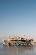 The pier at Walvis Bay, Namibia