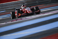 March 7, 2018 - Le Castellet, France - SEAN GELAEL of Indonesia and Prema Racing drives during the 2018 Formula 2 pre season testing at Circuit Paul Ricard in Le Castellet, France. (Credit Image: © James Gasperotti via ZUMA Wire)