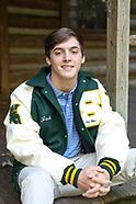 Jack Brennan. Senior Portrait. 10.20
