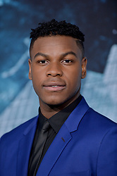 John Boyega attends the Pacific Rim Uprising global premiere at the TCL Chinese Theatre on March 21, 2018 in Los Angeles, CA, USA. Photo by Lionel Hahn/ABACAPRESS.COM