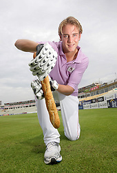 File photo dated 06-07-2009 of England cricketer Stuart Broad.