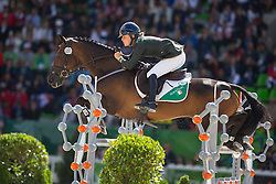 Camilla Speirs, (IRL), Portersize Just a Jiff - Jumping Eventing - Alltech FEI World Equestrian Games™ 2014 - Normandy, France.<br /> © Hippo Foto Team - Leanjo De Koster<br /> 31-08-14