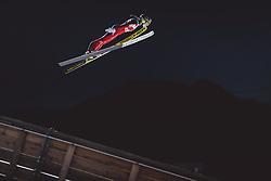 02.03.2021, Oberstdorf, GER, FIS Weltmeisterschaften Ski Nordisch, Oberstdorf 2021, Damen, Skisprung, HS137, Einzelbewerb, Qualifikation, im Bild Ursa Bogataj (SLO) // Ursa Bogataj of Slovenia during the qualification jump for the women ski Jumping HS137 single competition of FIS Nordic Ski World Championships 2021 Oberstdorf, Germany on 2021/03/02. EXPA Pictures © 2021, PhotoCredit: EXPA/ Dominik Angerer