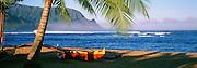 Hanalei Bay, Kauai, Hawaii, USA<br />