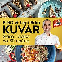 Cookbook photography for Fino Srbija with Lepi Brka, Serbian chef.