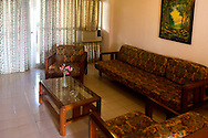 Room at the Hotel Ciego de Avila, Cuba.