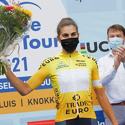 ZULTE (BEL) July 11 CYCLING: <br /> 4th Stage Baloise Belgium tour <br /> Elisa Balsamo sprintclassification