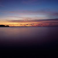 Republic of Palau, Sunset