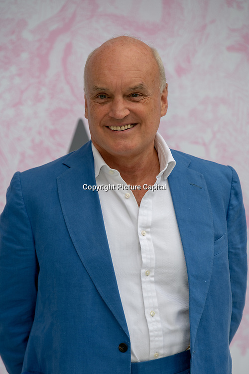 Nicholas Coleridge is a Chairman of V&A arrives at V&A - summer party, on 19 June 2019, London, UK