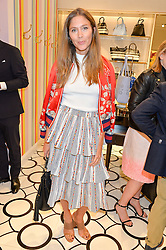 QUENTIN JONES at the opening party of the new Kate Spade New York store at 182 Regent Street, London on 21st April 2016.