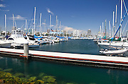 Long Beach Harbor And Marina