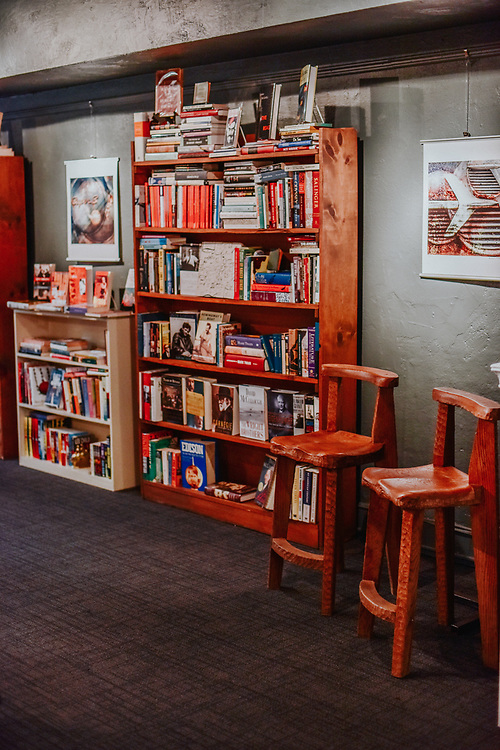 Trust Books in the Northside District at 106 N. Main St.