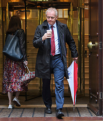 © Licensed to London News Pictures. 04/09/2019. London, UK. PHILIP LEE MP is seen in Westminster, London. British Prime Minister Boris Johnson has a called for a general election after losing his first commons vote and losing his majority, removing his control of parliament. Photo credit: Ben Cawthra/LNP
