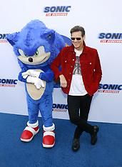 'Sonic The Hedgehog' Los Angeles Premiere - Red Carpet 01-25-2020
