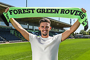 Forest Green Rovers 27-06-2018. Transfer News 270618