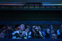 November 25, 2017 - Karlstad, SVERIGE - 171125 Publik under pausen i ishockeymatchen i SHL mellan FÅrjestad och MalmÅ¡ Redhawks den 25 november 2017 i Karlstad  (Credit Image: © Fredrik Karlsson/Bildbyran via ZUMA Wire)