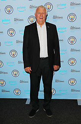 Miike Summerbee arriving for the All or Nothing: Manchester City, world premiere at Vue Printworks, Manchester.