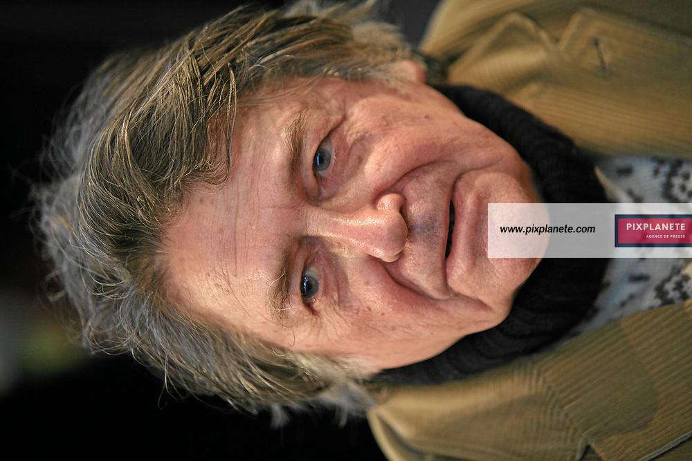Jean Pierre Mocky - Salon du livre 2007 - Paris, le 24/02/2007 - JSB / PixPlanete