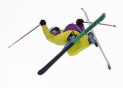 21.01.2011, St. Georgen/Murau, Kreischberg, AUT, FIS Freestyle Ski Worldcup, Qualifikation Herren, im Bild Dominic Hasibeder (AUT), EXPA Pictures © 2011, PhotoCredit: EXPA/ Erwin Scheriau