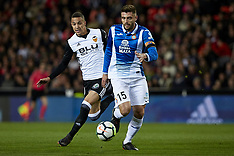 Valencia v Espanyol - 08 Apr 2018