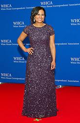 NBC News White House correspondent Kristen Welker arrives for the 2017 White House Correspondents Association Annual Dinner at the Washington Hilton Hotel in Washington, DC, USA, on Saturday April 29, 2017. Photo by Ron Sachs/CNP/ABACAPRESS.COM
