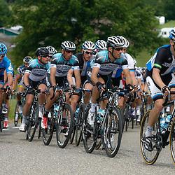 Sportfoto archief 2013<br /> Ster ZLM tour Buchten-Buchten<br /> Mark Cavendish and teammates Quickstep