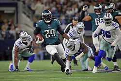 2017 Philadelphia Eagles at Dallas Cowboys at AT&T Stadium on November 19, 2017 in Arlington, Texas. The Eagles won 37-9. (Photo by Hunter Martin/Philadelphia Eagles)