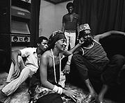 Peter Tosh with Sandra Izsadore in Lagos Nigeria 1981