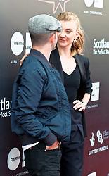 Edinburgh International Film Festival, Tuesday, 26th June 2018<br /> <br /> IN DARKNESS (EUROPEAN PREMIERE)<br /> <br /> Pictured: Director Anthony Byrne and Natalie Dormer <br /> <br /> (c) Alex Todd | Edinburgh Elite media