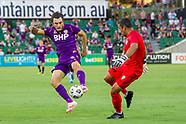 Perth Glory v Brisbane