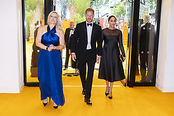 The Duke and Duchess of Sussex arrive at the European Premiere of Disney's The Lion King at the Odeon Leicester Square, London.