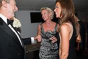 ED VICTOR; ELIZABETH MURDOCH; HEATHER KERZNER; , 2012 GQ Men of the Year Awards,  Royal Opera House. Covent Garden, London.  3 September 2012