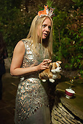 KATE REARDON, Tatler magazine Jubilee party with Thomas Pink. The Ritz, Piccadilly. London. 2 May 2012