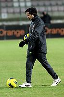 20120227: WARSZAWA, POLAND -<br /> Portugal national football team training session in Warszawa, Poland.<br /> PHOTO: CITYFILES