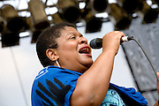 Deitra Farr, Pocono Blues Festival 2007