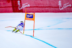 17.01.2018, Olympia delle Tofane, Cortina d Ampezzo, ITA, FIS Weltcup Ski Alpin, Abfahrt, Damen, 1. Training, im Bild Nicole Schmidhofer (AUT) // Nicole Schmidhofer of Austria in action during the 1st practice run of ladie' s downhill of the Cortina FIS Ski Alpine World Cup at the Olympia delle Tofane course in Cortina d Ampezzo, Italy on 2018/01/17. EXPA Pictures © 2018, PhotoCredit: EXPA/ Dominik Angerer