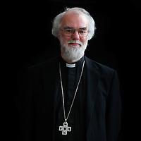 London, United Kingdom - September 2007, Archbishop Rowan Williams, Lambeth Palace.