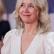 Justine Simmons attended 'Succession' European Premiere I BFI London Film Festival 2021, 15 October 2021 Southbank Centre, Royal Festival Hall, London, UK.