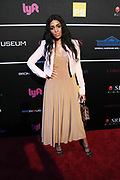 April 8, 2019-New York, New York-United States: Visual Artist Lina Victor attend the Bronx Museum Gala & Art Auction 2019 held at Capitale on April 8, 2019 in New York City. The Bronx Museum of the Arts is a contemporary art museum that connects diverse audiences to the urban experience through its permanent collection, special exhibitions, and education programs that strive to reflect the borough's dynamic communities. (Photo by Terrence Jennings/terrencejennings.com)