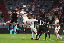 MUNICH, GERMANY - JUNE 23:  during the UEFA Euro 2020 Championship Group F match between Germany and Hungary at Allianz Arena on June 23, 2021 in Munich, Germany. (Photo by Alex Grimm - UEFA)