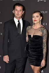 Sophia Thomalla, Gavin Rossdale attend the 2018 LACMA Art + Film Gala at LACMA on November 3, 2018 in Los Angeles, CA, USA. Photo by Lionel Hahn/ABACAPRESS.COM