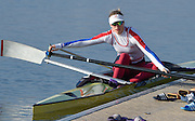 Caversham  Great Britain.<br /> Olivia CARNEGIE-BROWN.<br /> 2016 GBR Rowing Team Olympic Trials GBR Rowing Training Centre, Nr Reading  England.<br /> <br /> Tuesday  22/03/2016 <br /> <br /> [Mandatory Credit; Peter Spurrier/Intersport-images]