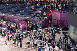 Overview<br /> Olympic Games Tokyo 2021<br /> © Hippo Foto - Dirk Caremans<br /> 27/07/2021