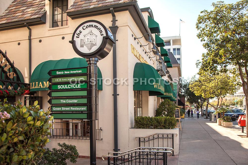The Commons Pasadena California