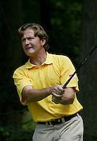 LEUSDEN -  Chris van der Velde.   Stern Open 2003 op de Hoge Kleij. COPYRIGHT KOEN SUYK