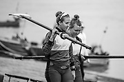 Putney, Great Britain, 3rd March 2019, Pre Boat Race Fixture, Cambridge University Women's Boat Club vs Oxford Brookes, Championship Course, River Thames,   England, [Mandatory Credit; Peter Spurrier/Intersport-images],