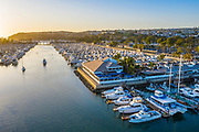 Active Lifestyles at the Dana Point Harbor