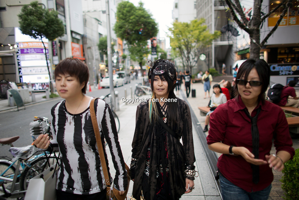 subculture in Japan